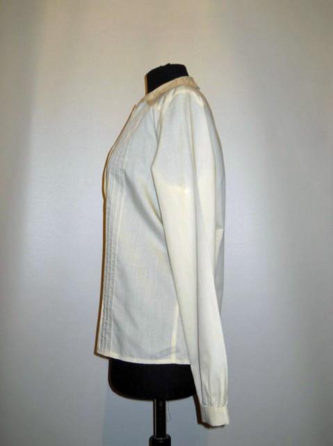 Camasa vintage broderie sparta anii '70