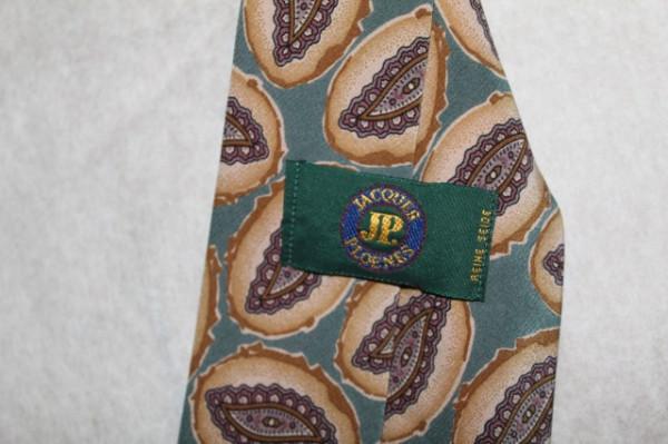 """Cravata retro """"Jacques Ploenes"""" anii '70"""