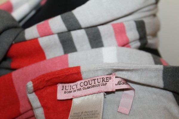 "Fular dungi ""Juicy Couture"""