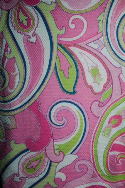Jacheta roz paisley anii '90