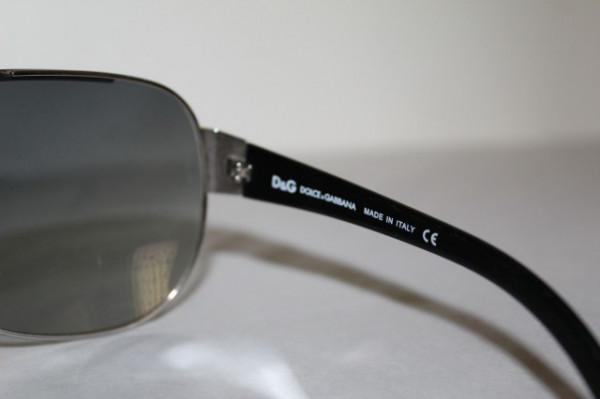 "Ochelari de soare aviator ""Dolce & Gabbana"" 6011 - B"