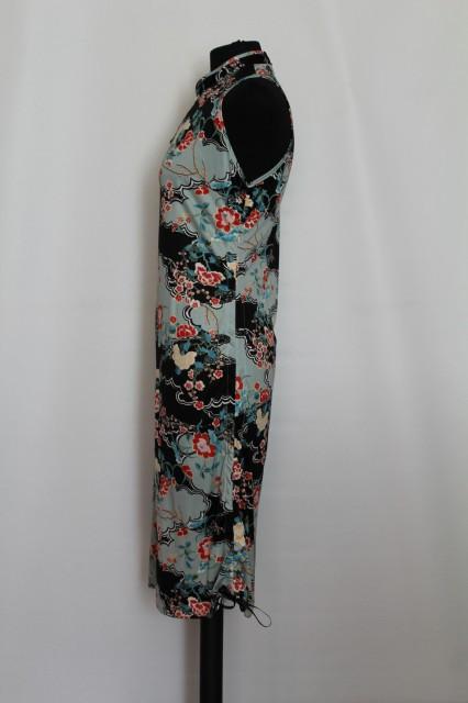 Rochie retro stil oriental anii '90