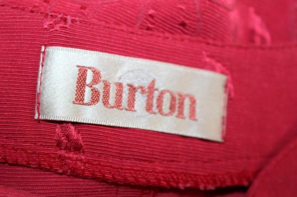 Rochie vintage Burton anii 70