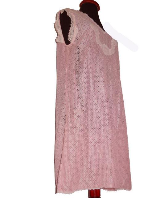 Baby doll vintage roz anii '60