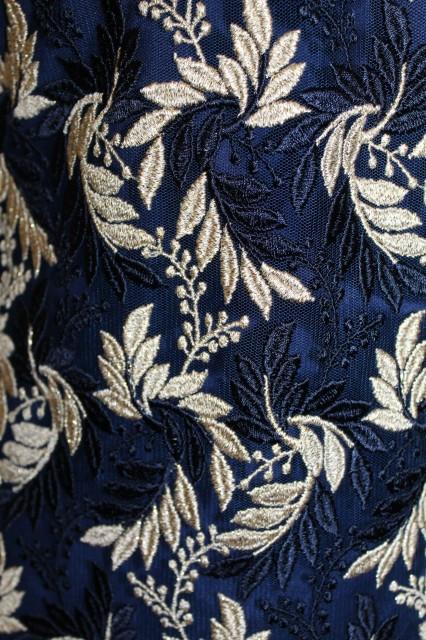 Bluza de ocazie din dantela guipure anii '60