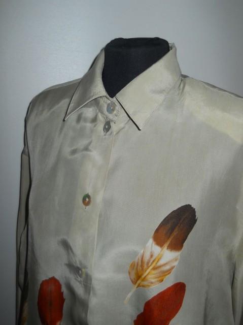 Camasa retro print pene anii '80