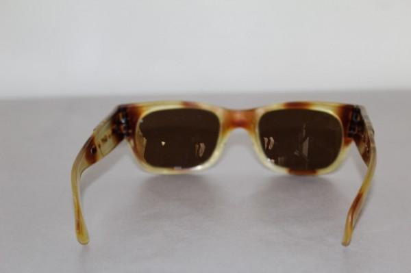 Ochelari de soare rame traforate din celuloid anii '50