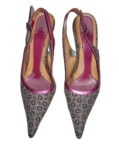 """Pantofi roz """"Guess"""""""