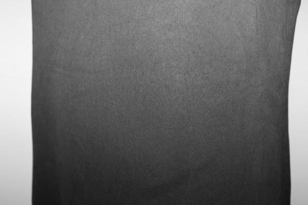 Rochie maxi neagra din crepe de chine anii '90