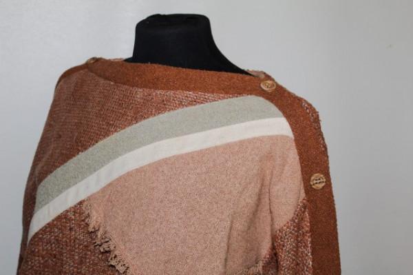 Rochie retro patchwork anii '80