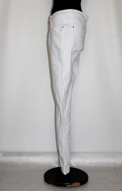 """Jeans alb """"Woman by Tchibo"""" anii '90"""