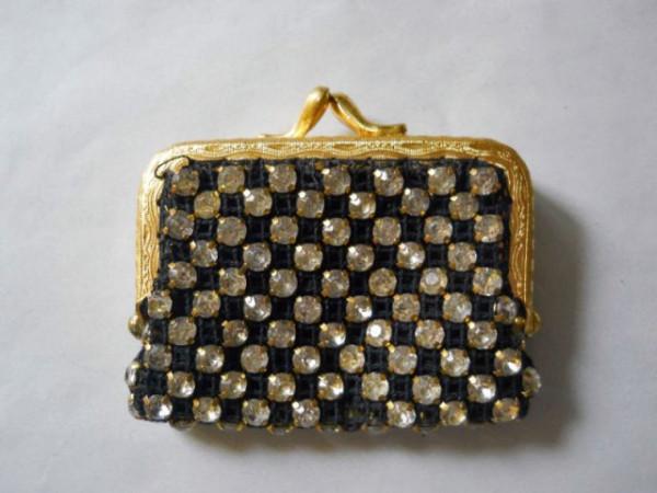 Portofel cristale anii '50