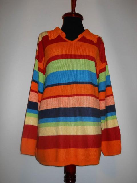 Pulover dungi anii '70