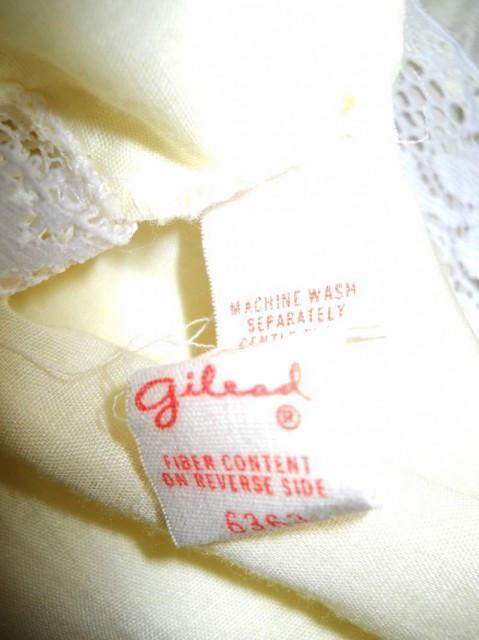"""Rochie vintage """"Gilead"""" anii '70"""