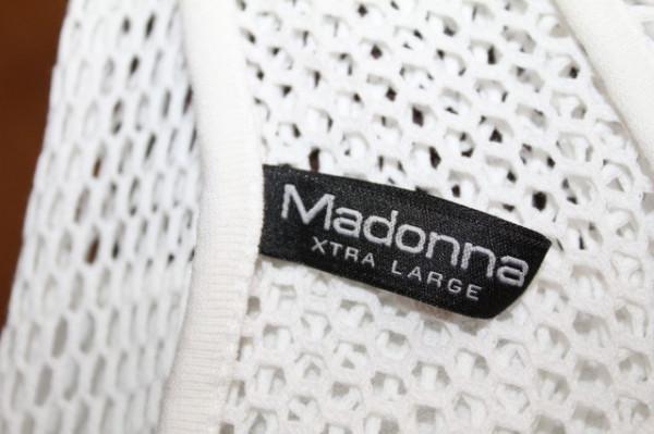 "Bluza alba ""Madonna"""