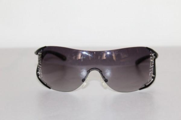 Ochelari de soare fumurii cu cristale