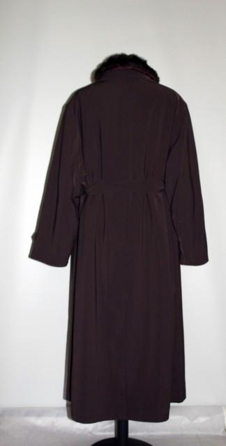 Palton maro repro anii '70