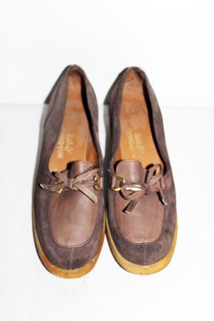 "Pantofi ""Bally Mandarin"" anii '70"