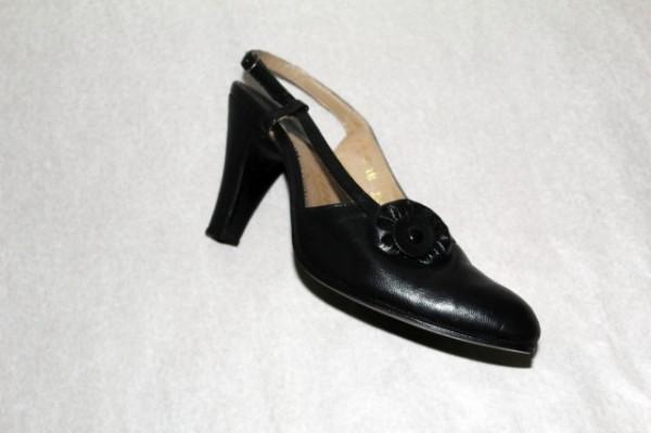 Pantofi Guban floare 1980