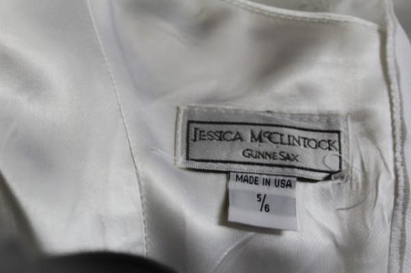 "Rochie de seara ""Jessica McClintock"" anii '70"
