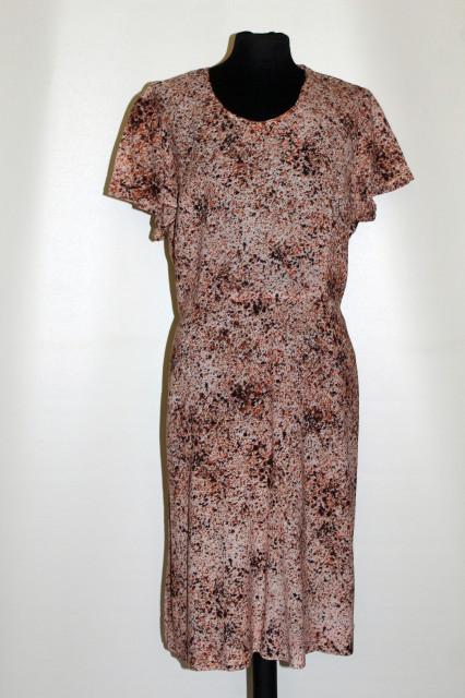 Rochie picățele anii 60-70