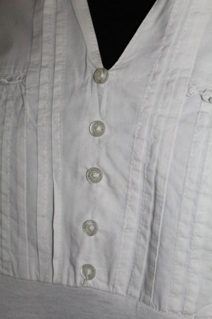 Bluză albă Tom Tailor
