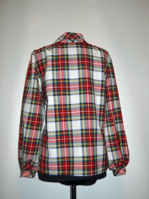 Camasa vintage carouri anii '70