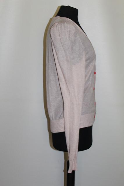 Cardigan roz antic repro anii 70