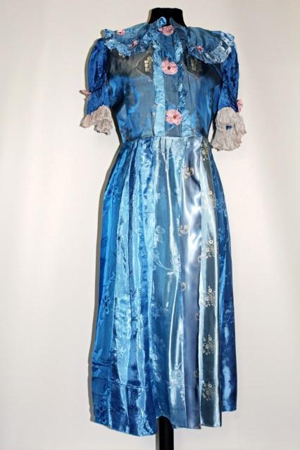 Costum de teatru perioada edwardiana cca. 1910