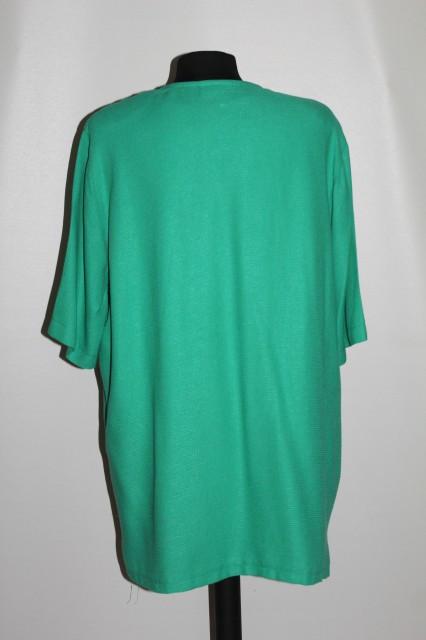 Deux pieces verde smarald anii '80