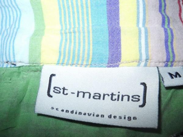 """Fusta retro """"St. Martins"""" anii '90"""