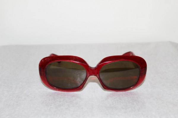 Ochelari de soare rosu bulgaresc anii '70