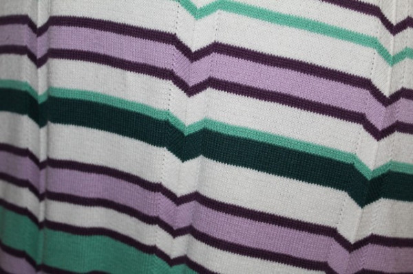 Pulover retro stil Missoni anii '90