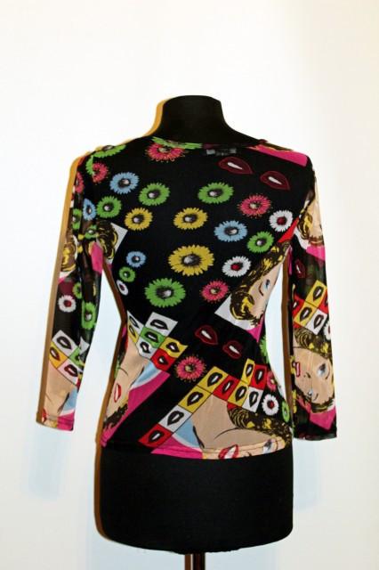 Bluza retro Pop Art anii '90