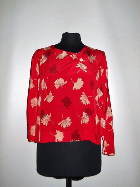 Bluza vintage matase naturala anii '30