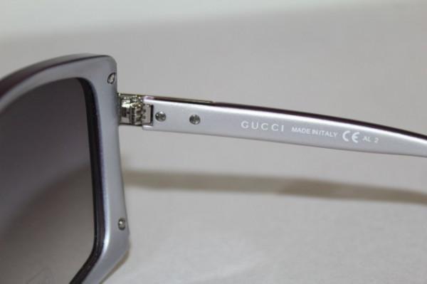 """Ochelari de soare violet """"Gucci"""""""