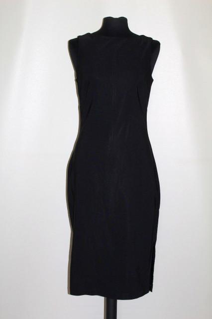 Rochie neagră repro anii 60