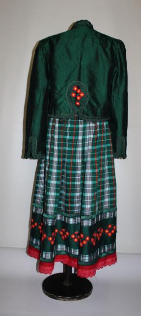 Costum tirolez Helene StraBer anii 90