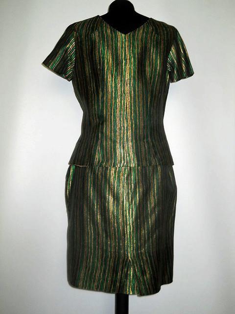 "Deux pieces ""Eddy Couture Club"" anii '50"