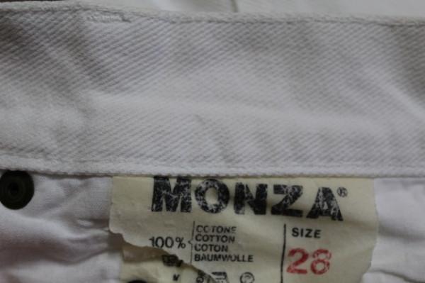 "Jeansi albi 'Monza"" anii '80"