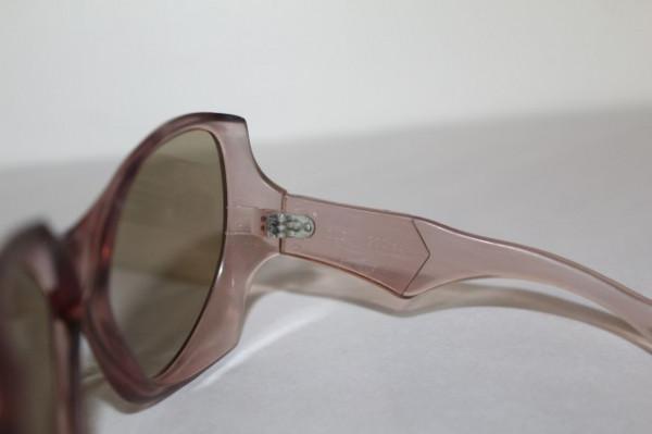 """Ochelari de soare vintage 'Olga"""" anii '70"""