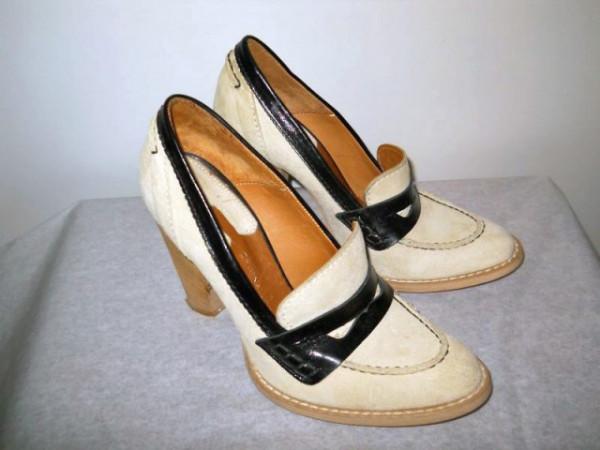 "Pantofi ""Cristina Lucchi"" repro anii '70"