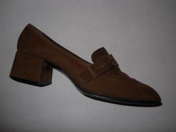 "Pantofi vintage  ""Miss Bally"" anii '60"