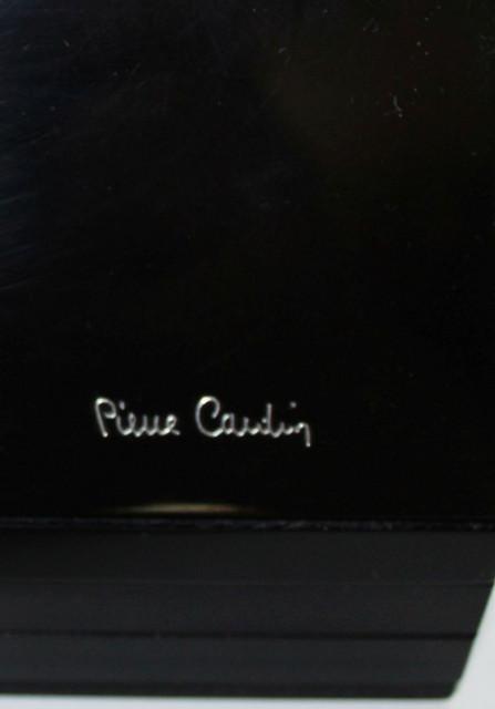 Poșetă Pierre Cardin din lucite anii 70-80