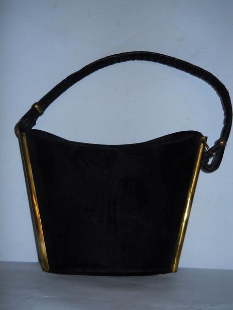Poseta trapezoidala vintage  cosulet anii '20