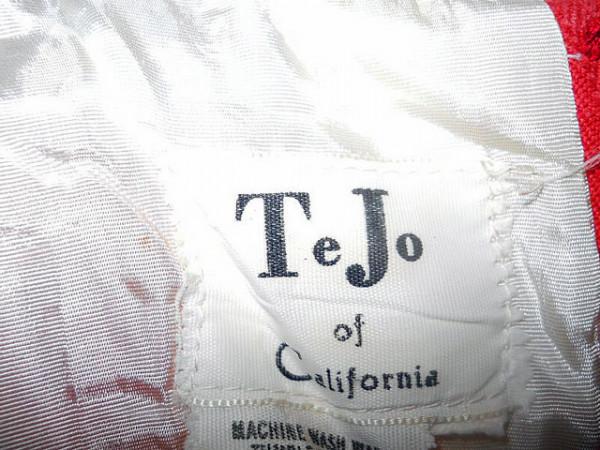 """Rochie """"Tejo of California"""" anii '60"""