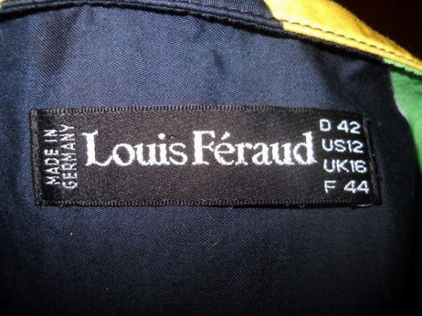 """Bluza """"Louis Feraud"""" anii '80"""