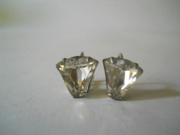 """Cercei cristale """"Joop"""" anii '80"""