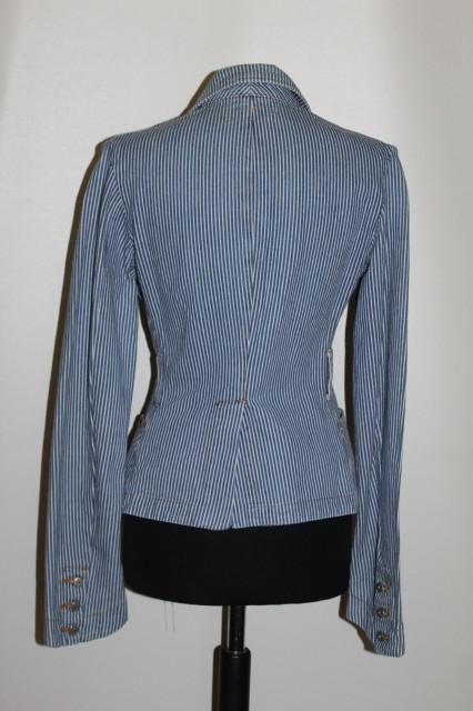 Jachetă jeans Fornarina anii 90