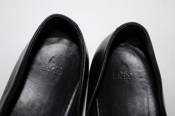 Pantofi negri Hugo Boss
